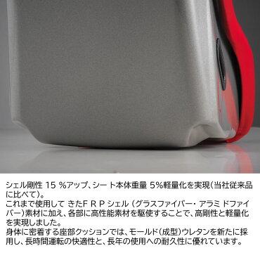 BRIDE/ブリッドZETA4(ジータ4)フルバケットシートレッドFRP製シェルHA1BMF