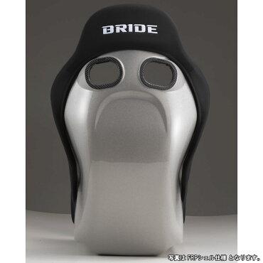 BRIDE/ブリッドジーグ4フルバケットシートブラックFRPシェルZIEG4HB1GMF