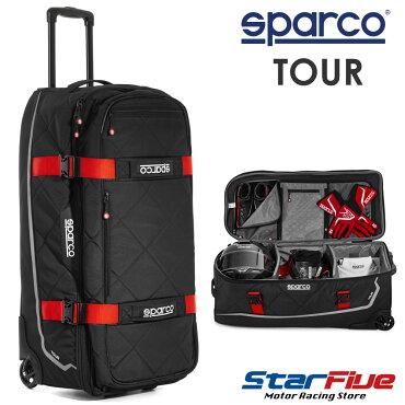 スパルコキャリーバッグTOUR(ツアー)Sparco2020年モデル