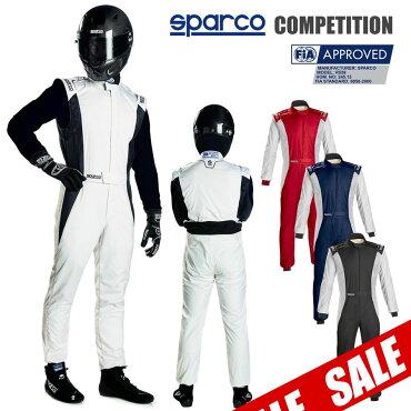 Sparcoスパルコレーシングスーツ4輪用COMPETITIONRS-4.1(コンペティション)FIA2000公認2019年モデル