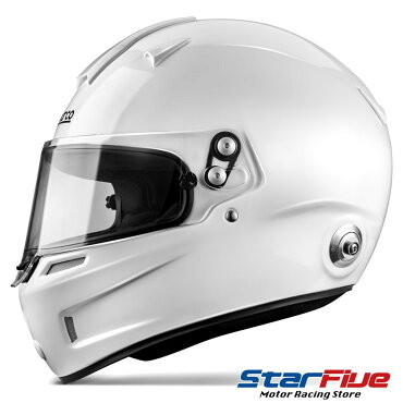 Sparco/スパルコヘルメットAIRPRORF-5Wホワイト四輪用FIA8859-2010公認2017年モデル