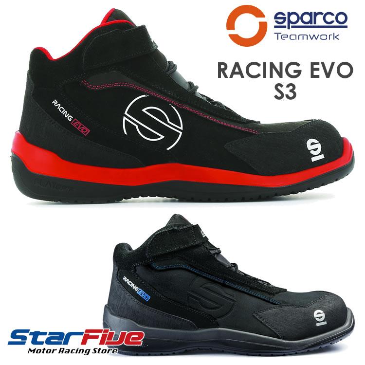 メンズ靴, その他  RACING EVO S3 Sparco TEAM WORK