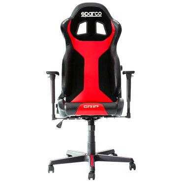 スパルコゲーミングチェアGRIPSKY(グリップスカイ)オフィスチェアリクライニングバケットシート座椅子耐荷重100kgSparco