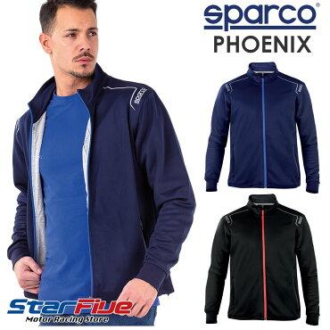 SparcoスパルコジップスウェットトレーナーPHOENIX(フェニックス)