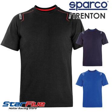 SparcoTシャツTRENTON(トレントン)Sparco