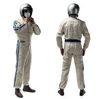 SparcoスパルコレーシングスーツVINTAGECLASSIC(ヴィンテージクラシック)2013年モデル4輪用FIA2000公認