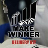 MAKEWINNERレーシングスーツクリーニングサービスデリバリーキット