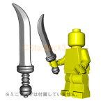 レゴ カスタム パーツ 反乱軍の剣[互換品] スティール LEGO ばら売り