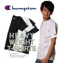 Champion チャンピオンTシャツ チャンピオンロゴT 無地T ワンポイントT 白T