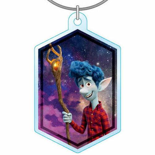 ディズニー 2分の1の魔法 ラゲッジプレート イアン画像