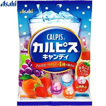 アサヒグループ食品カルピスキャンディ 100G×6