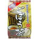 お徳なごぼう茶 3g×52包 *ユウキ製薬 食物繊維 ダイエット カテキン カフェイン サポニン ポリフェノール 健康茶 脂肪燃焼 疲労回復 おすすめ その1