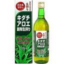 キダチアロエ生搾り 720mL 【 ユウキ製薬 】[ サプリ