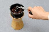 COFFEEMILL-モクネジ×カリタの職人コーヒーミル【手挽き】【MokuNeji/モクネジ】