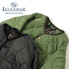 キルティングジャケットのブランドラベンハム参考画像