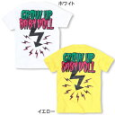 50%OFF アウトレットSALE GROW UP BABYDOLL_DANGERTシャツ-子供服 キッズ ジュニア ベビードール BABYDOLL starvations-5781J_sts
