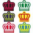 通販限定★グリーティングカード-王冠-キッズ ベビー レディース メンズ ベビードール BABYDOLL starvations