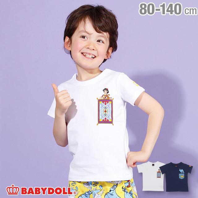 トップス, Tシャツ・カットソー S50 T 2485K BABYDOLL DISNEYCollection