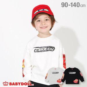 NEW ディズニー 袖95プリント ロンT 4443K ベビードール BABYDOLL 子供服 ベビー キッズ 男の子 女の子 DISNEY★Collection
