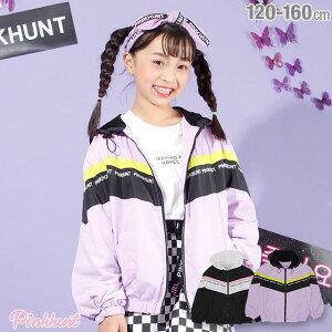 NEW PINKHUNT ピンクハント ウィンドブレーカー 4491K ベビードール BABYDOLL 子供服 キッズ ジュニア 女の子