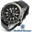 [正規品] スミス&ウェッソン Smith & Wesson ミリタリー腕時計 CALIBRATOR WATCH WHITE/BLACK SWW-877-WH [あす楽] [ラッピング無料] [送料無料]