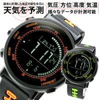LADWEATHERラドウェザー腕時計メンズスポーツウォッチアウトドア限定モデルlad002