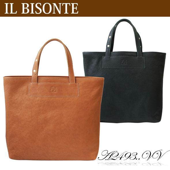 イルビゾンテ IL BISONTE トートバッグ A2493..VV VITELLO VEGETALE//A2493-VV【新品】:ブランドステーション