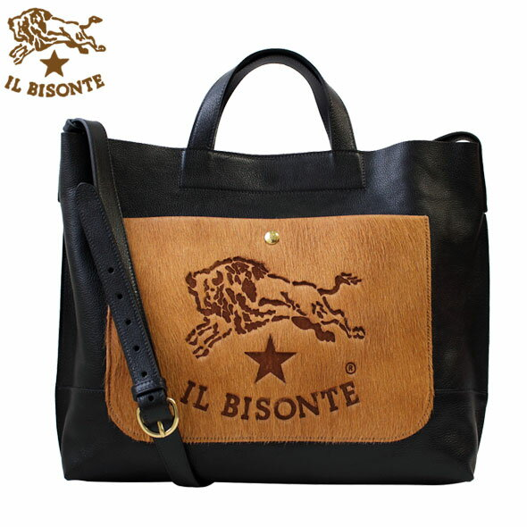 3048f072e1fe A2591..P VACCHETTA/ IL BISONTE 【新品】 A2591-P / イルビゾンテ トートバッグ