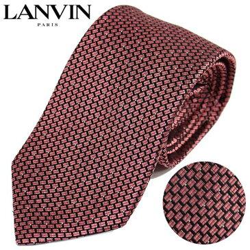 ランバン LANVIN ネクタイ ドット 2581 4//2581-4-HC