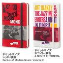 モレスキン × ブルーノート ノートブック ポケット