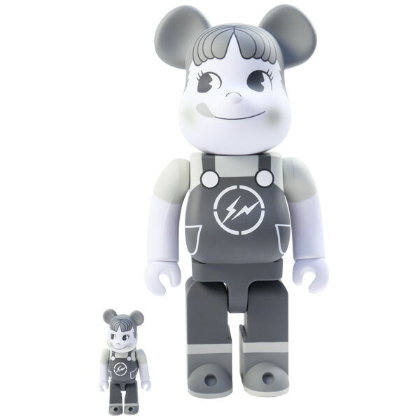 コレクション, フィギュア Fragment Design MEDICOM TOY MILKY THE CONVENI PEKO BERBRICK 100 400 Size