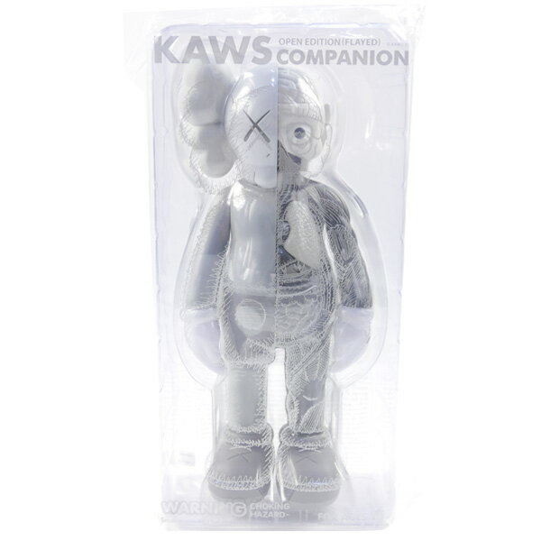 コレクション, フィギュア MEDICOM TOY KAWS COMPANION FLAYED OPEN EDITION Size