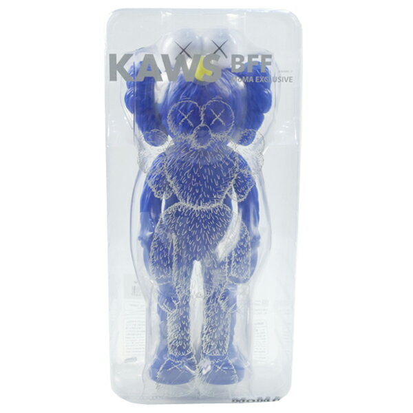 コレクション, フィギュア MEDICOM TOY KAWS BFF OPEN EDITION BLUE Size