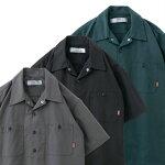 BLUCOブルコOL-108-020スタンダードワークシャツSTANDARDWORKSHIRTSS/S半袖シャツ