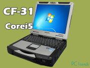 PanasonicTOUGHBOOKCF-31JEGAKDJ(Corei5/̵��LAN/A4������)Windows7Pro�����ťΡ��ȥѥ������A���