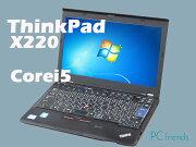 LenovoThinkpadX2204290-RS6(Corei5/̵��LAN/B5��Х���)Windows7Pro�����ťΡ��ȥѥ������B���