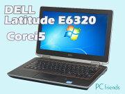 DELLLatitudeE6320(Corei5/̵��LAN/A4������)Windows7Pro�����ťΡ��ȥѥ������B���