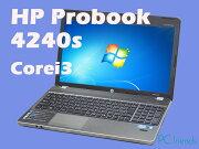 HPProbook4240s(Corei3/̵��LAN/A4������)Windows7Pro�����ťΡ��ȥѥ������B���