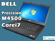 DELLPrecisionM4500(Corei7/̵��LAN/A4������)Windows7Pro�����ťΡ��ȥѥ������A��󥯡�