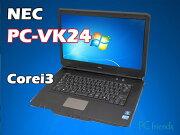 NECPC-VK24LXZCB(Corei3/A4������)Windows7Pro�����ťΡ��ȥѥ������B���