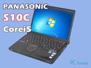 PanasonicLetsnoteCF-S10CYQDR(Corei5/̵��LAN/B5��Х���)Windows7Pro�����ťΡ��ȥѥ������B���