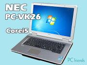 NECPC-VK26MDZCB(Corei5/̵��LAN/A4������)Windows7Pro�����ťΡ��ȥѥ������C���