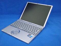 【Aランク】ノートPC Panasonic Letsnote CF-T2AC1AXS 【PentiumM】【B5モバイル】【OSインスト...