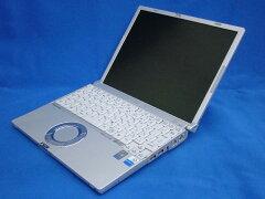 【Bランク】ノートPC Panasonic Letsnote CF-W4GC5AXS 【PentiumM】【Combo】【B5モバイル】【O...