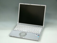 【Bランク】ノートPC Panasonic Letsnote CF-Y7DWCAJS 【Core2Duo】【Combo】【A4型】【CDが焼...