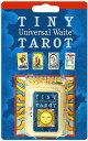 ミニミニ・ユニバーサル・ウェイト・タロットinケース&チェーン/Tiny Tarot Key Chain - Stellas Better Fortune House