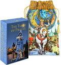 【タロットカード】絶版ポーチ&ミラー・チャーム付プラハのタロット3nd.ヴァージョン/The Tarot of Prague 3nd.ver - Stellas Better Fortune House