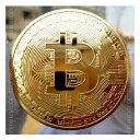 ゴルフマーカー ビットコイン bitcoin ゴルフ レプリカ 仮想通貨 雑貨 コインケース付き 金