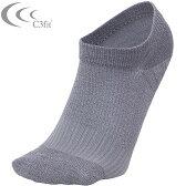 【シースリーフィット】C3fit Paper Fiber Ankle Socks(UNISEX)【ペーパーファイバーアンクルソックス(ユニセックス)】3f66101-h ソックス 靴下