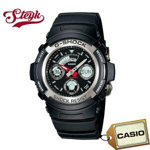 CASIO カシオ 腕時計 G-SHOCK Gショック アナデジ AW-590-1